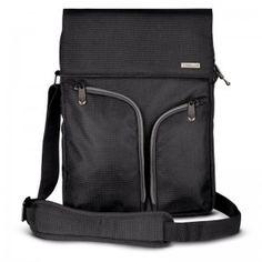 Speedlink Geanta notebook Convey Vertical Bag Black Universal 11 inch [ ] in categoria Genti notebook la PC Garage. Notebook, Backpacks, Gaming, Black, Cards, Fashion, Moda, Videogames, Black People