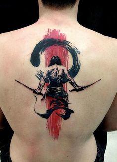 49 Ideas Tattoo Ideas For Guys Inspiration Body Art Latest Tattoos, Trendy Tattoos, Small Tattoos, Trash Polka Tattoos, Tattoo Trash, Girls With Sleeve Tattoos, Cool Tattoos For Guys, Abstract Art Tattoo, Watercolor Tattoo