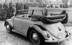 OG | 1948-49 Volkswagen / VW Beetle Cabriolet from Karmann | First prototype