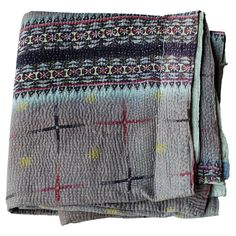 Disha Sari Throw