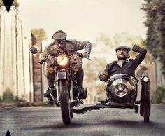 scramblertt: Gentlemen | Pipeburn