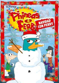 Phineas y ferb: Navidad con Perry. Disponible en: http://xlpv.cult.gva.es/cginet-bin/abnetop?SUBC=BORI/ORI&TITN=1191002