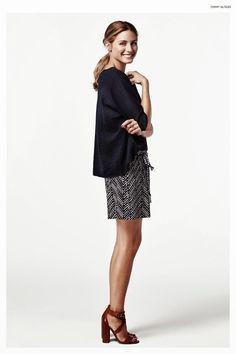 Fantasy Fashion Design: Olivia Palermo es la editora de moda invitada por Tommy Hilfiger