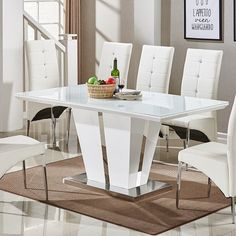 7 Amazing Dining Sets For Serving Thanksgiving Dinner Ideas Dining Table Dining Dining Set