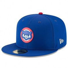 d21fc0acb10 Chicago Cubs 2018 On-Field Batting Practice Cooperstown ProLight 59Fifty  Fitted Hat  ChicagoCubs