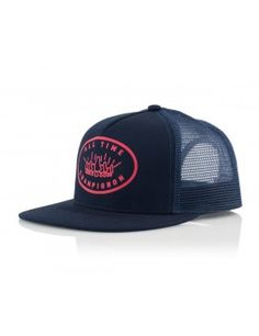 b08e009ab3e Official Crown of Laurel · Official Cap All time Champ flat Trucker - navy  All About Time