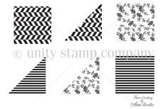 Ann Butler Designs Stamp Line ANN-1029A-LEAVES-ALL-OVER