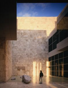 The J. Paul Getty Museum (Getty Center), Los Angeles, California, United States - Richard Meier
