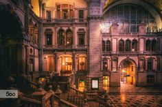Photo Antwerp Central Train Station. by Remo Scarfò on 500px