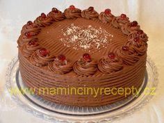 Pařížský dort Cupcake Cakes, Cupcakes, Tiramisu, Diy And Crafts, Muffins, Recipies, Cheesecake, Food And Drink, Birthday Cake