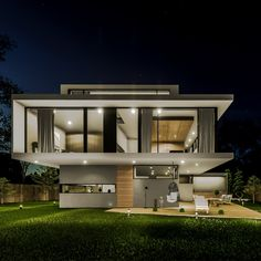 Modern Architecture Beach House in Melbourne - designed by Sky Tiong Residential Architecture, Modern Architecture, Modern House Design, Modern Houses, Small Buildings, Log Cabin Homes, Building Exterior, Architect House, Higher Design