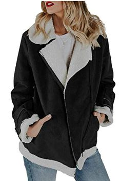 Palarn Fashion Clothes Womens Fashion Ladies Coat Jacket Solid Winter Zipper Gradient Parka Outerwear