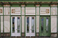 Art  Nouveau; Karlsplatz Stadtbahn Station von Otto Wagner   http://commons.wikimedia.org/