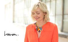fantastic necklace...Garance Doré