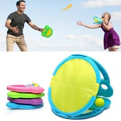 $10.99 Made of high-quality ABS material, safer, healthier, and non-toxic.High strength, high wear resistance, and tear resistance materials, easy to clean.Bright color design, soft and pressure-resistant, get your kids away from the computer, and go outside having fun.Both boys & girls love this active game. Help to develop hand-eye coordination skills. Type: Juggling Ball Diameter: 20CM Material: Plastic Plastic Type: ABS Features: Sports Age Range:3-15 Years Beach Ball Games, All Toys, Family Games, Grandma Gifts, Rackets, Go Outside, Outdoor Fun, Travel With Kids