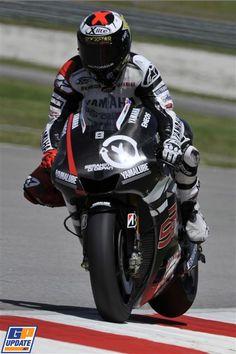 Jorge Lorenzo, Yamaha Factory Racing, MotoGP test at Sepang 28 February 2012