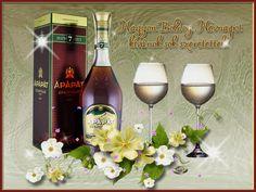 Névnapra... Name Day, Wine, Drinks, Bottle, Birthday, Beverages, Flask, Drink, Birthdays