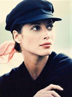 Christy Turlington VOGUE Italia 1990