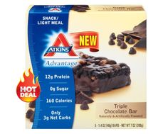 publix deal alert atkins meal bars as low as 2 a 5ct box after bogo sale printable coupons valid 96 through 912 97 913 diet