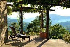 Sun terrace Italy