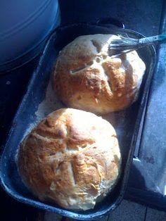 Domácí chleba – . . . 365 věcí, které si můžete udělat doma sami Ciabatta, Muffin, Bread, Homemade, Breakfast, Food, Morning Coffee, Home Made, Brot
