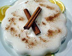 Tembleque - Coconut pudding [In Spanish]