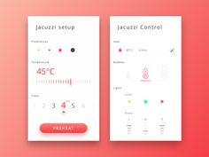Smart home - Jacuzzi by Adrien Gonin