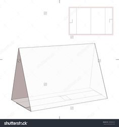 Counter Display Stand With Blueprint Pattern Stock Vector Illustration 188985029 : Shutterstock