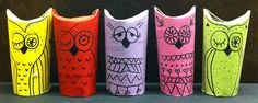 Toilet-paper Roll Owl | Gettin' Crafty with Natalie