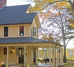 Lincoln Farmhouse, Lincoln, MA | Sheldon Pennoyer Architects | Concord, NH