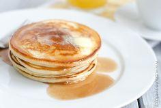 americké lívance z podmáslí | chutě světa (kuchařské inspirace z celého světa)