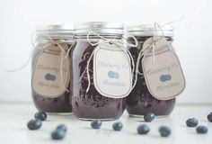Blueberry Pie Moonshine Recipe