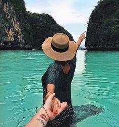 Follow me to Phi Phi Islands