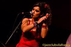 Alba Serrano  About Nina en el Jazz Club de Vilafranca