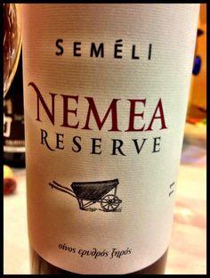 El Alma del Vino.: Seméli Nemea Reserve 2011.