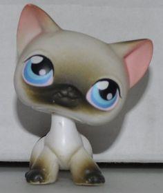 LPS #5 Siamese Short Hair Cat-Retired