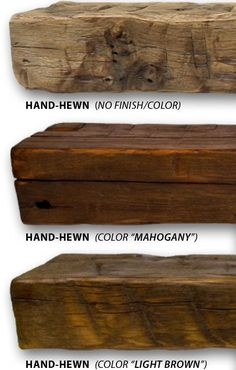 Wondering where to find reclaimed wood materials? We offer the finest reclaimed wood, wide plank flooring, rustic fireplace mantels, barn beams & barn siding. Rustic Fireplace Mantels, Fireplace Remodel, Fireplace Mantle, Fireplace Design, Mantles, Fireplace Ideas, Wooden Fireplace, Fireplace Kitchen, Fireplace Cover