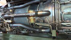 SR-71 Blackbird Engine Closeup - YouTube