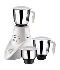 Morphy Richards Aero New Mixer Grinder White At Rs.2057