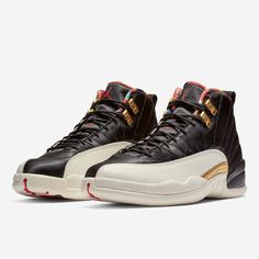 "half off 1ef56 a3aa0 Sneaker News on Instagram  ""Ready for 2019  Jordan Brand s annual Chinese  New Year celebration will include this Air Jordan 12 Retro."