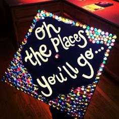 I so totally wanna do this when I graduate, but somehow incorporate ZTA into it?!