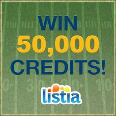 50,000 Credits!