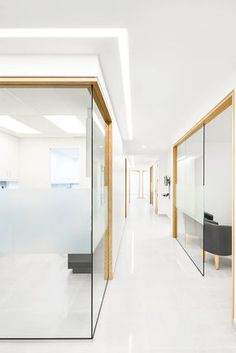Gallery of le 1650 / - office space Office Space Design, Dental Office Design, Healthcare Design, Office Interior Design, Corporate Interiors, Corporate Design, Office Interiors, Commercial Design, Commercial Interiors