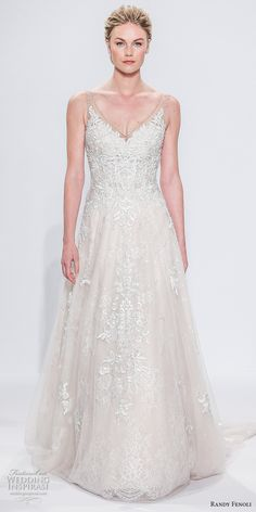 27 Best Randy Fenoli Wedding Dresses Images On Pinterest Alon