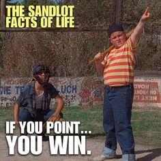 #TheSandlot (1993) - #HamiltonPorter #Ham