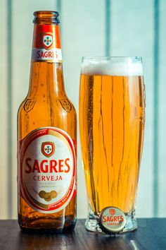 28 Sagres Cerveja De la portugaise industrielle qui nest pas vraiment mauvaise parce quelle na...