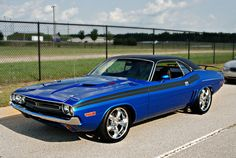 The Cleanest Muscle Cars Daily at: http://hot-cars.org/