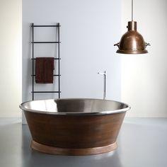 15 best Vasche freestanding images on Pinterest | Bathtubs, Soaking ...