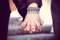 ... bracelets braclets cute forever friends friendship girls love