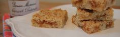 This recipe was originally called Black Walnut Bars, but as I was fresh out of black walnuts, I could only use what I had on hand, which wa. Walnut Recipes, Ww Recipes, Sweet Recipes, Poke Cake Recipes, Dessert Recipes, Desserts, Black Walnut Cake, Black Walnut Recipe, Bread And Pastries